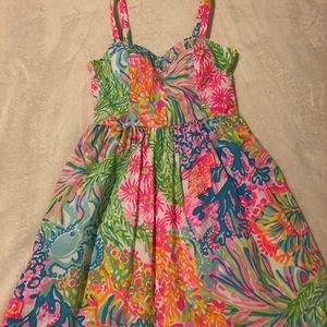 Lily Pulitzer Cute Colorful Dress